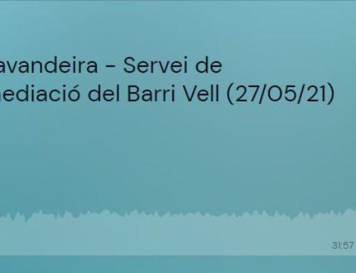 GIRONA FM – BARRISDEGIRONA: ENTREVISTA PALOMA LAVANDEIRA- SDM DE L'AVVBV – 27/05/2021